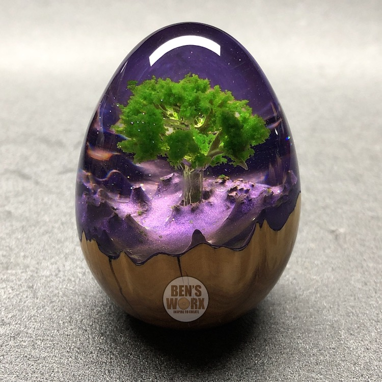 Dragon Eggs by Bensworx