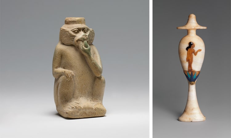 Ancient Egyptian Perfume Bottles