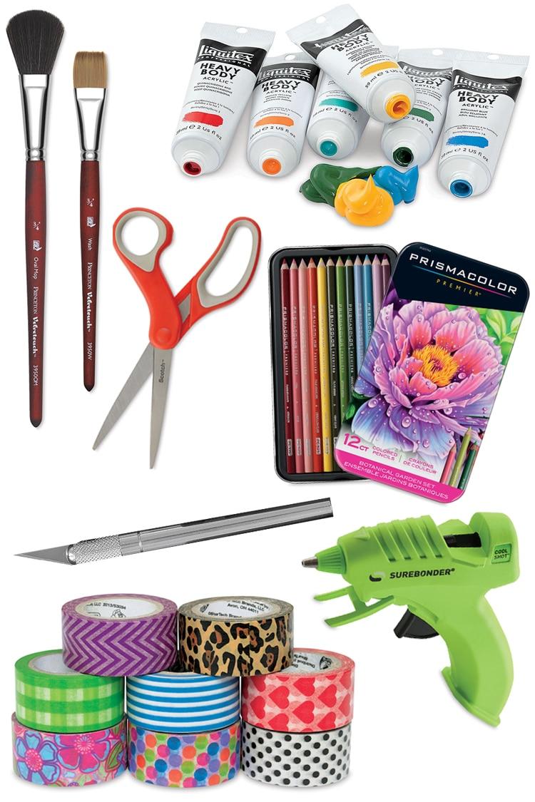 Essential Craft Supplies
