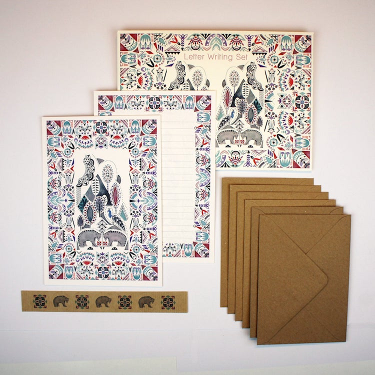 Folklore Stationery Set