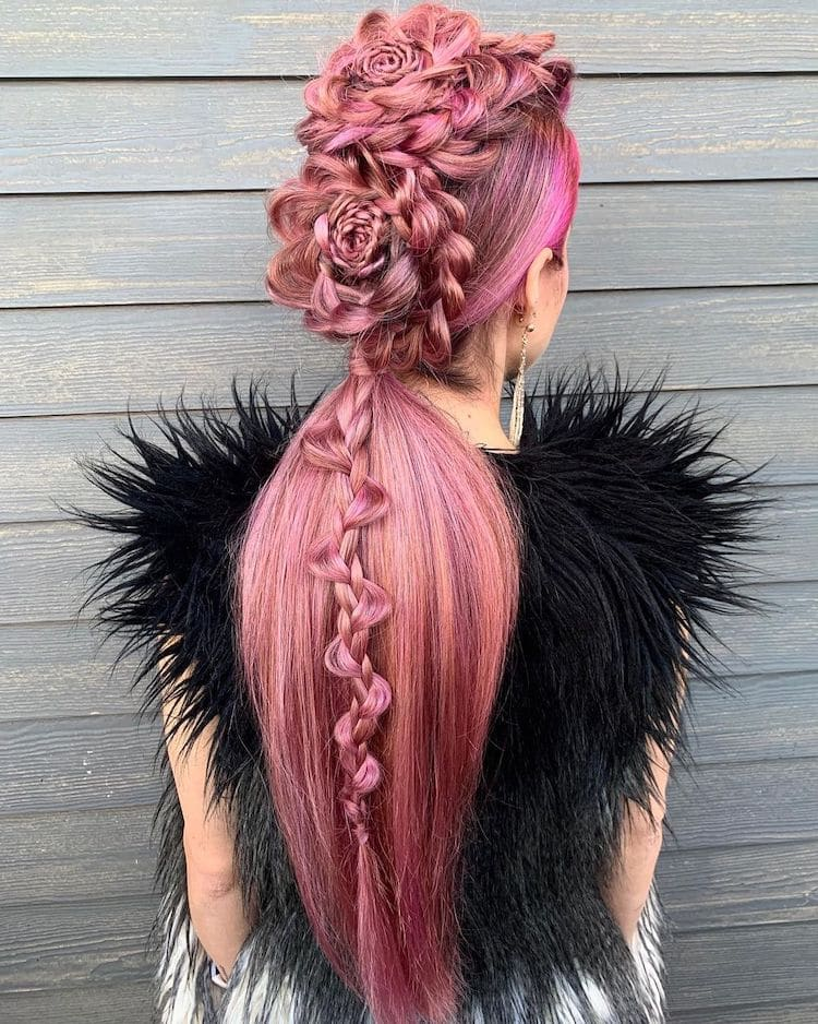 Hairstyles by Alejandro Lopez