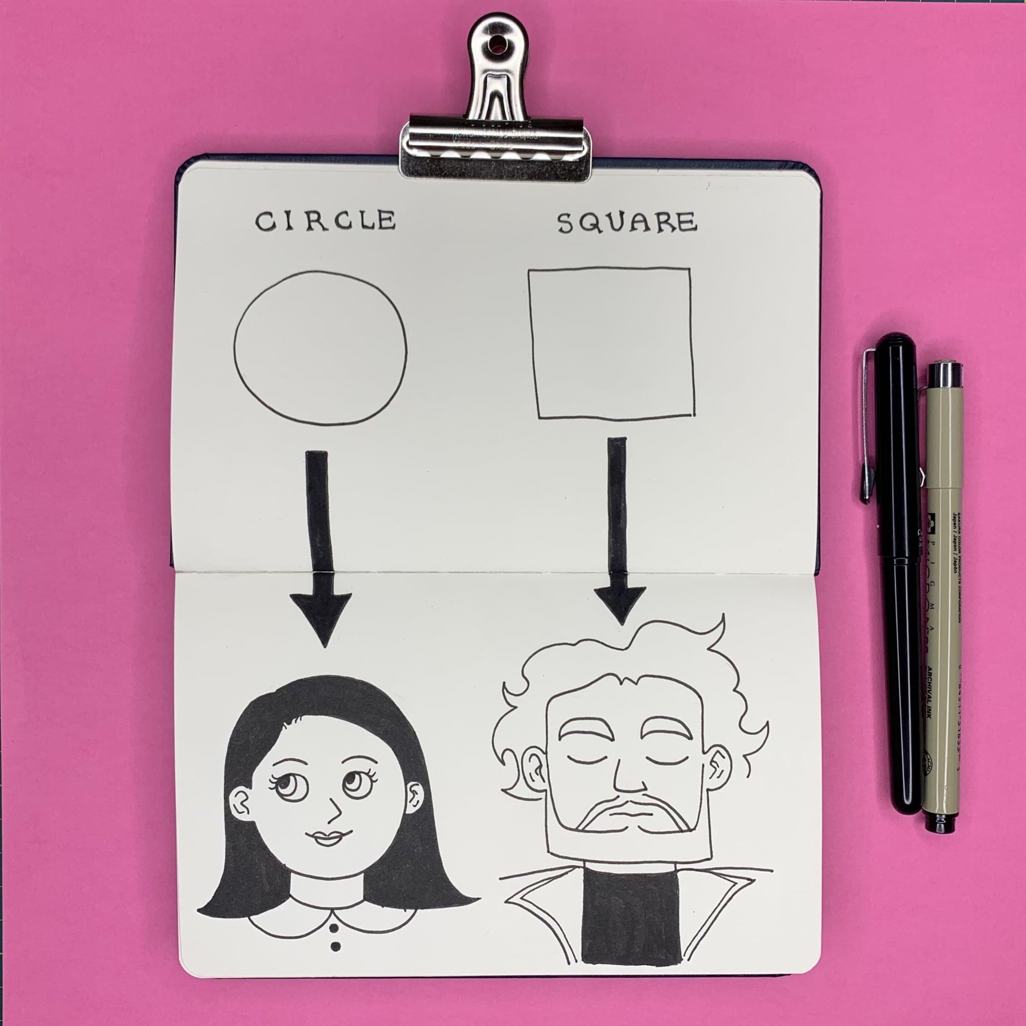 How to Draw Cartoon People