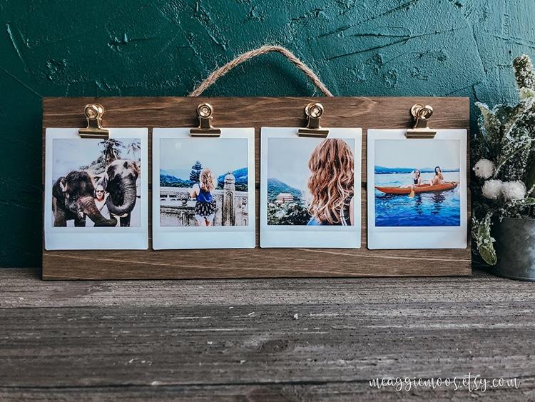 Instax Polaroid Clip Frame