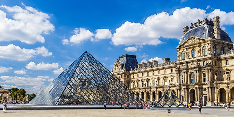 The Entire Louvre Collections Online Explore Virtually