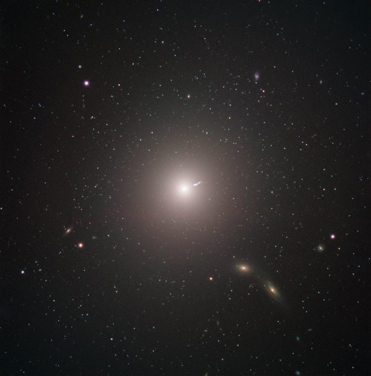Messier 87 Galaxy