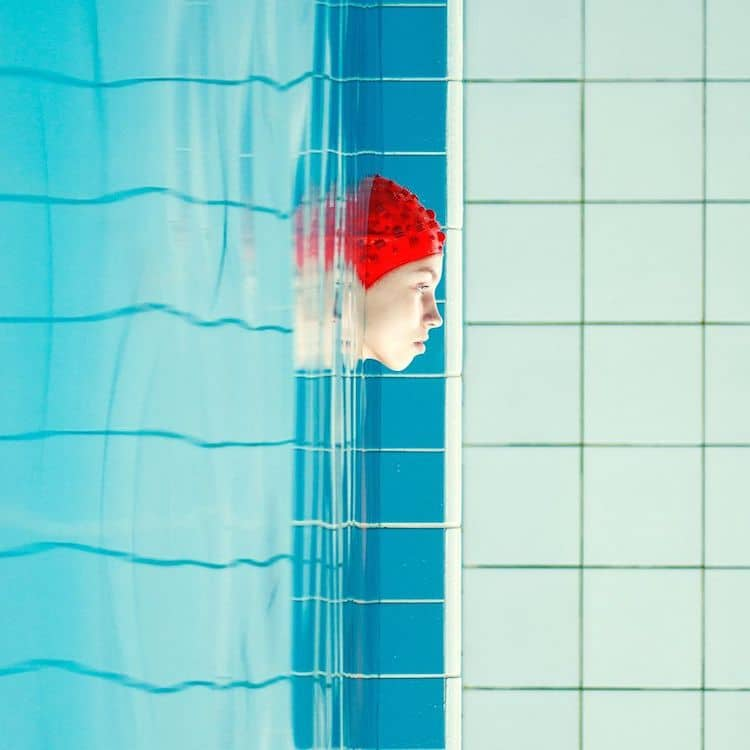 Pool Photography by Maria Svarbova