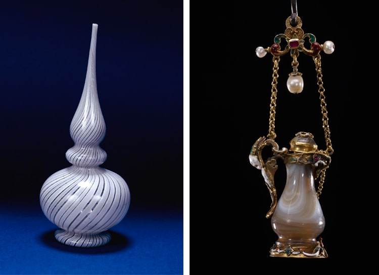 Medieval Renaissance Perfume Bottles venice