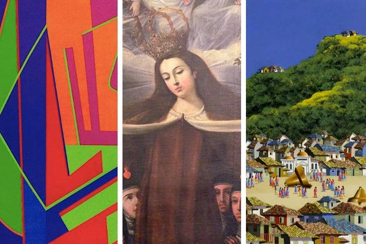 pintores ecuatorianos