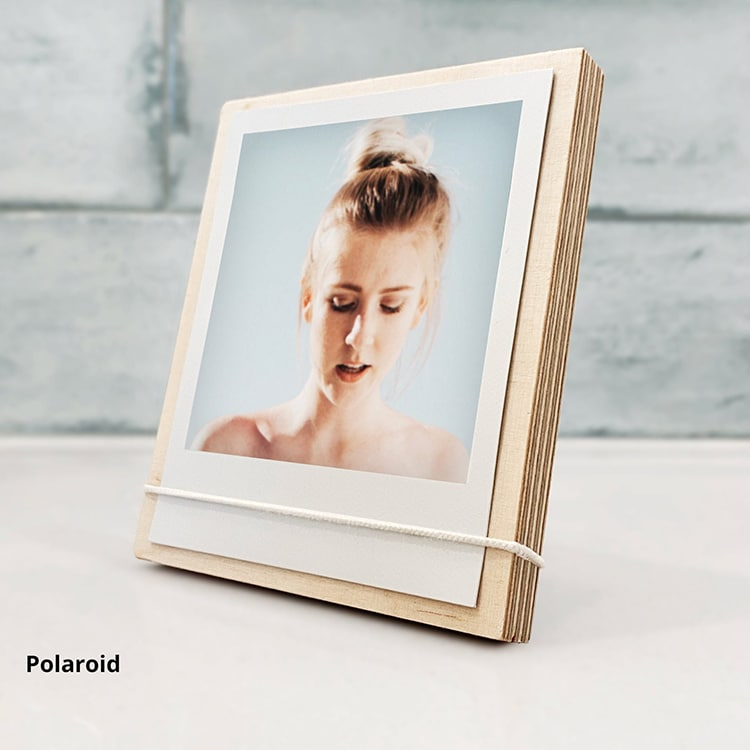 Scandinavian Wood Frame