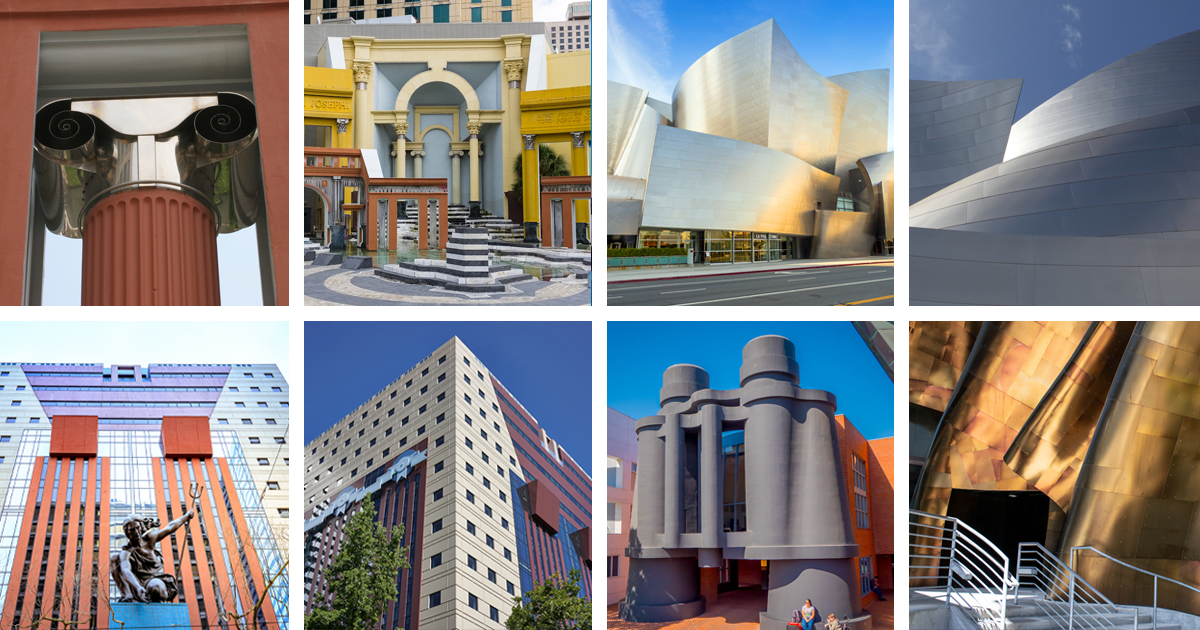 5 Incredible Buildings That Embody the Playful Character of Post Modern Architecture