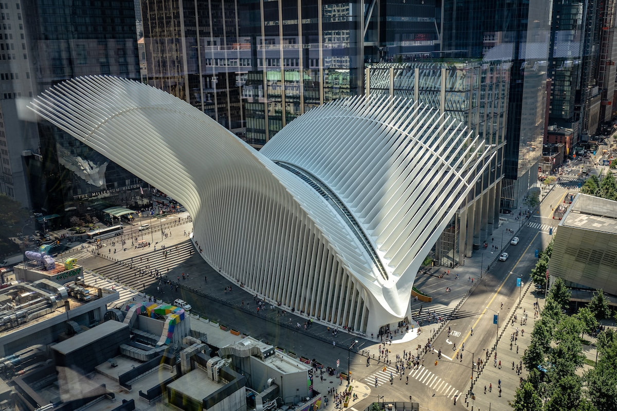 Building by Santiago Calatrava