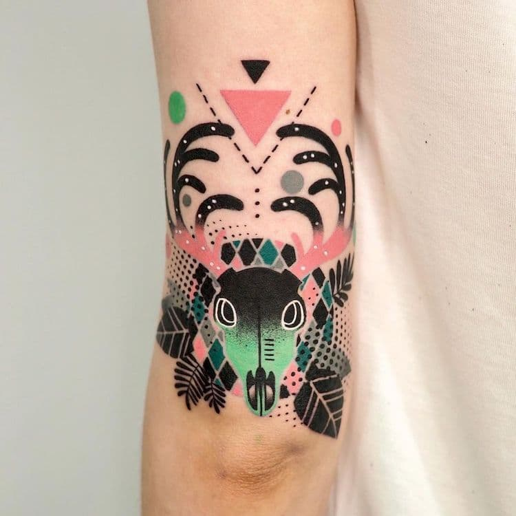 Small Cute Tattoos by Hen