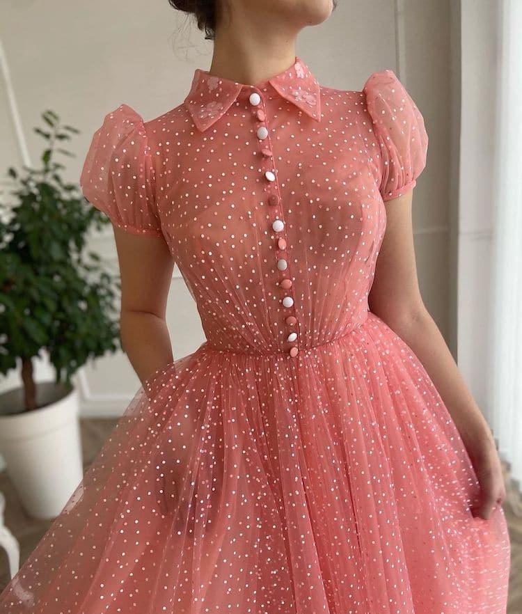 Feminine Dresses by Teuta Matoshi