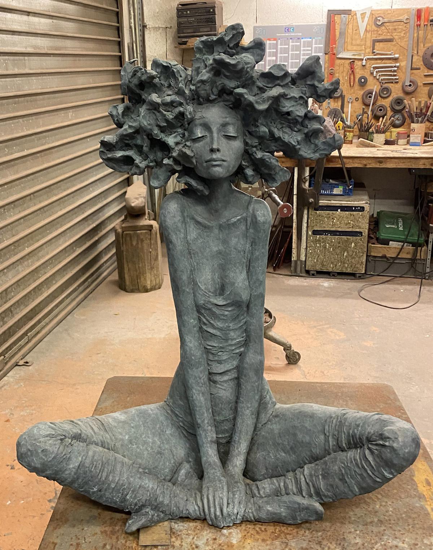Esculturas de bronce por Valerie Hadida