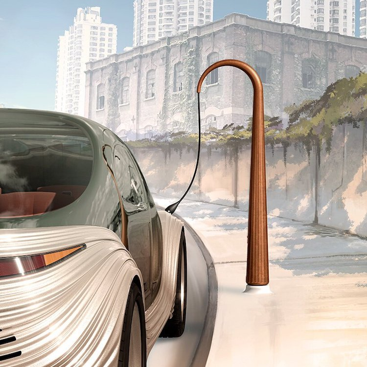 Airo Electric Car Charging Station