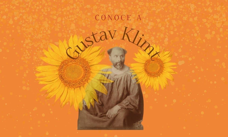 Infografía de Gustav Klimt