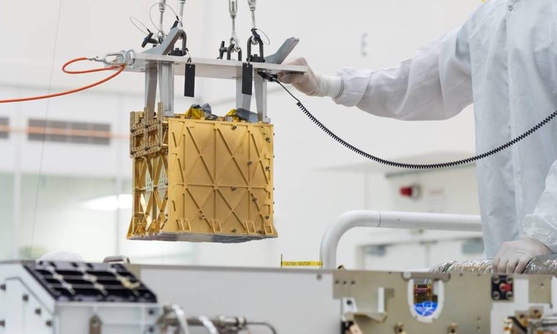 NASA Perseverance Rover - MOXIE