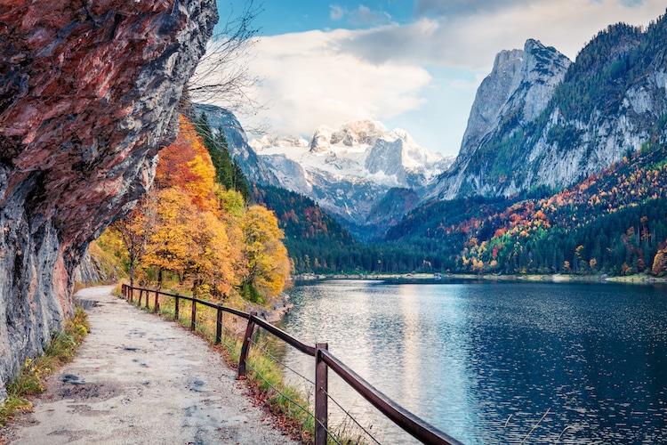 Autumn Nature Trail