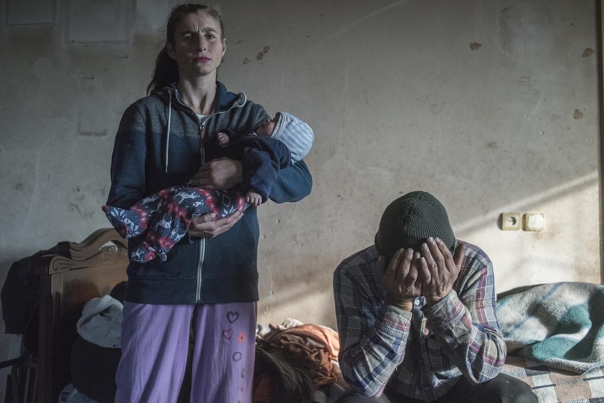 Photo du conflit entre l'Azerbaïdjan et l'Arménie