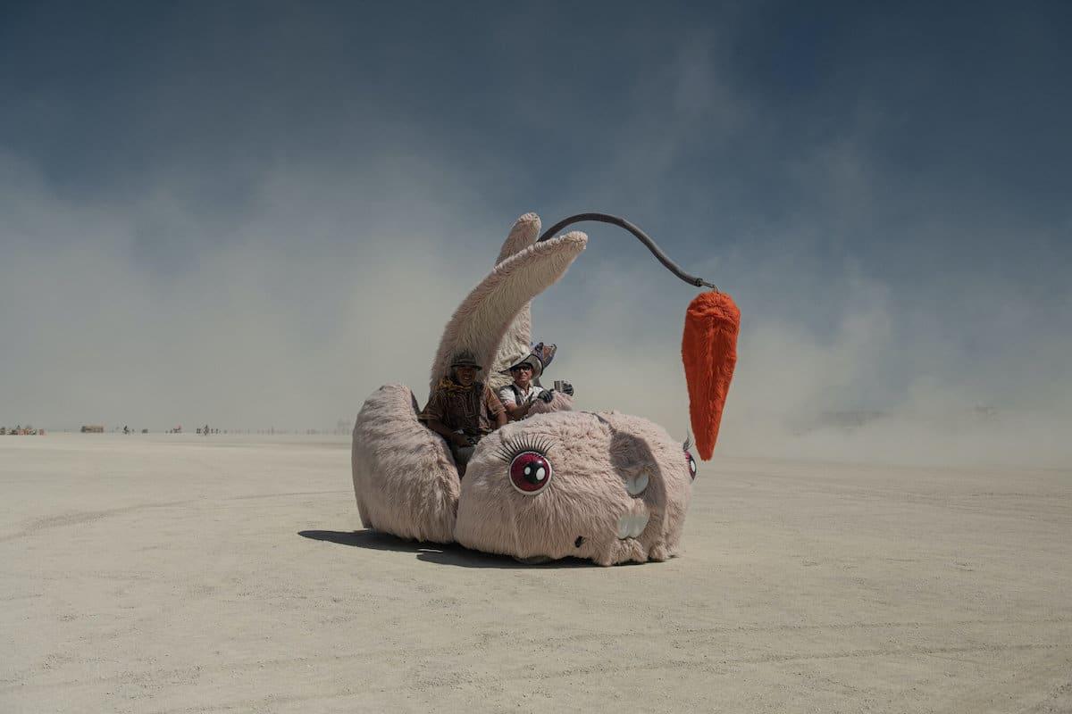 Mutant Vehicles at Burning Man