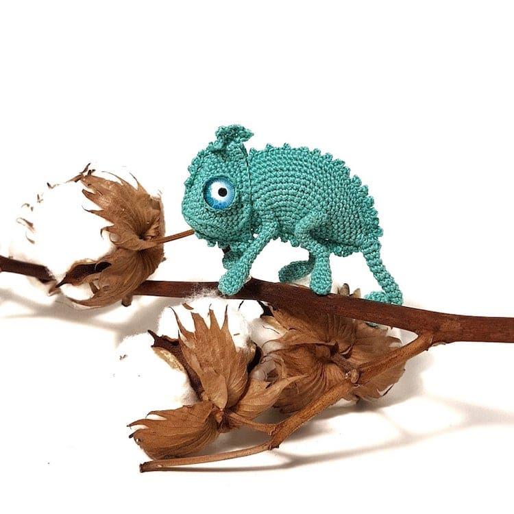 Amigurumi Animals by Elena Plaxina Simpatico Gufo
