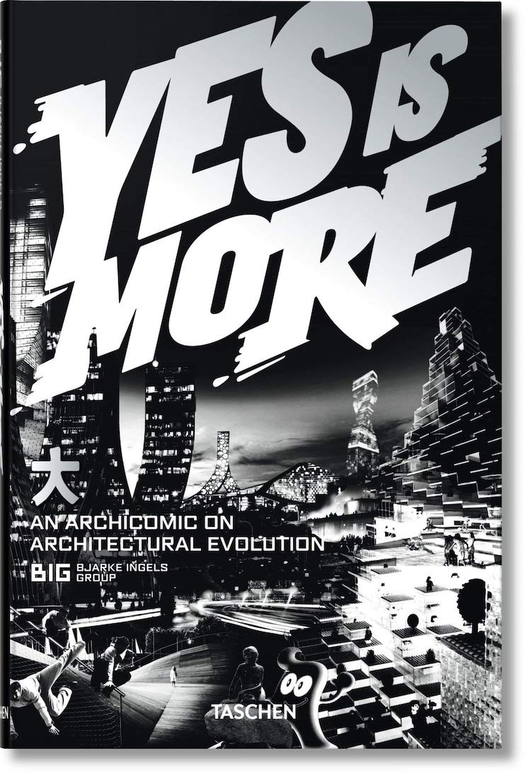 Yes is More - 25 Books Every Architect and Architecture Lover Should Read