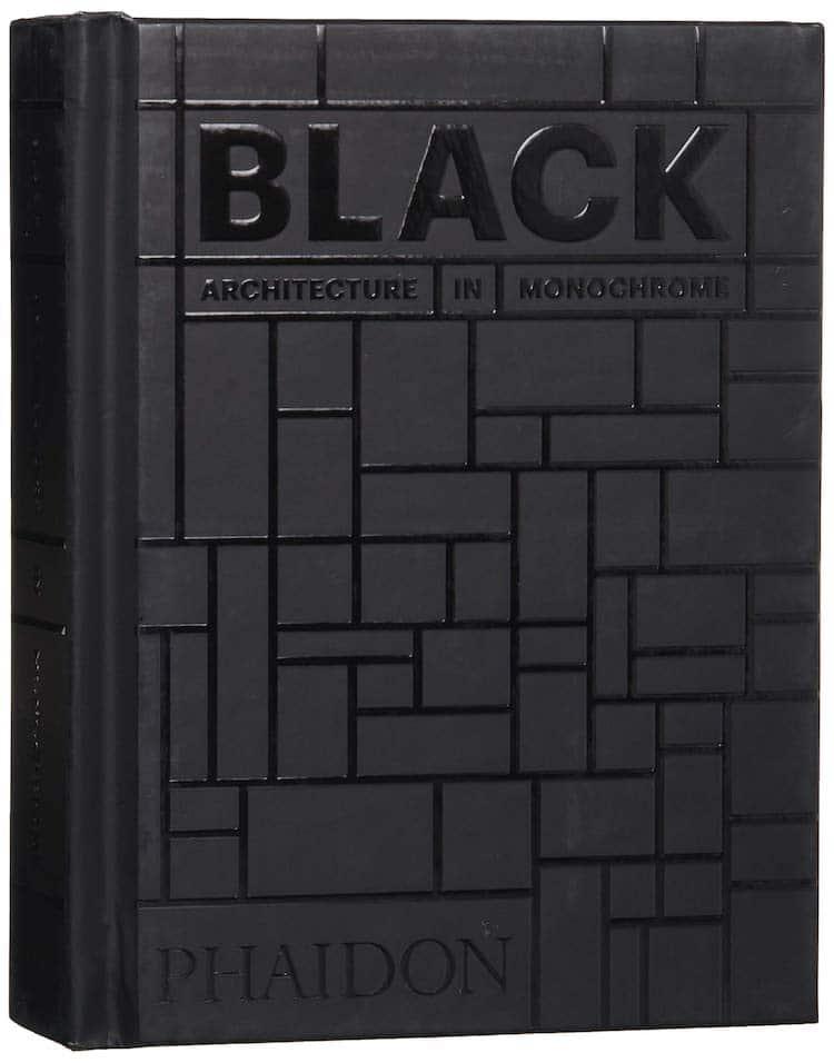 Black Architecture in Monochrome - 25 Books Every Architect and Architecture Lover Should Read