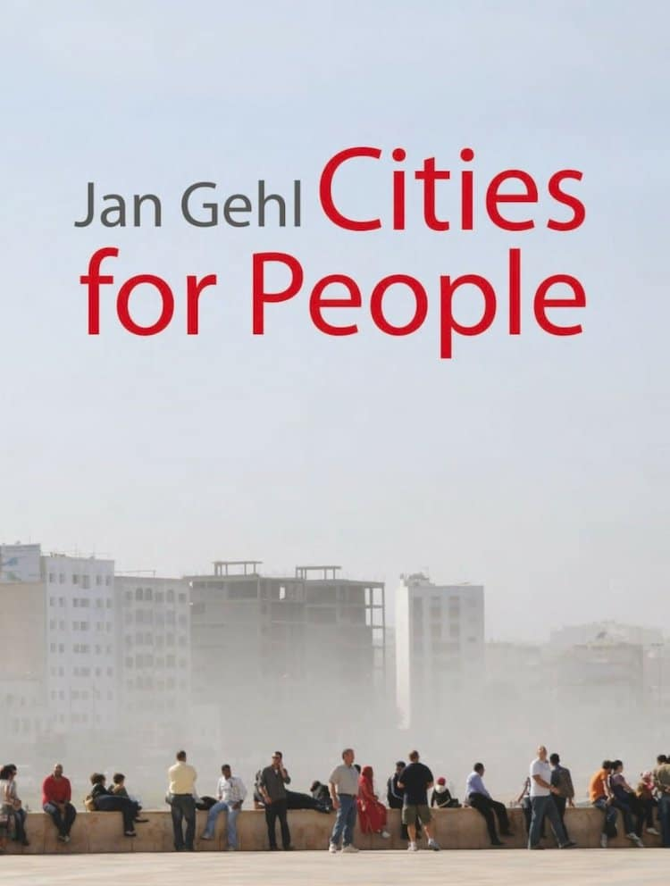 Cities for People - 25 Books Every Architect and Architecture Lover Should Read
