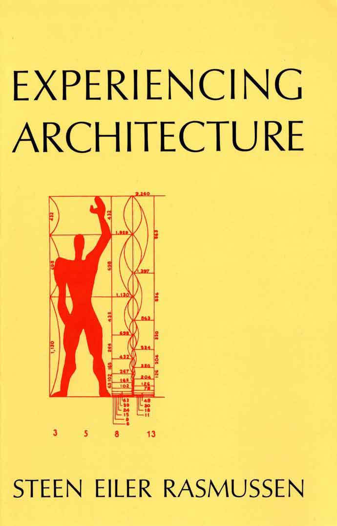 Experiencing Architecture - 25 Books Every Architect and Architecture Lover Should Read