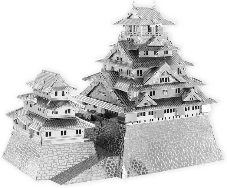 Castle Metal Model Kit