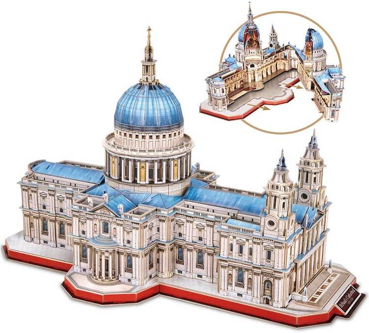 Saint Paul's Cathedral Model Kit