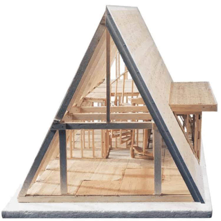 A-Frame Cabin Kit