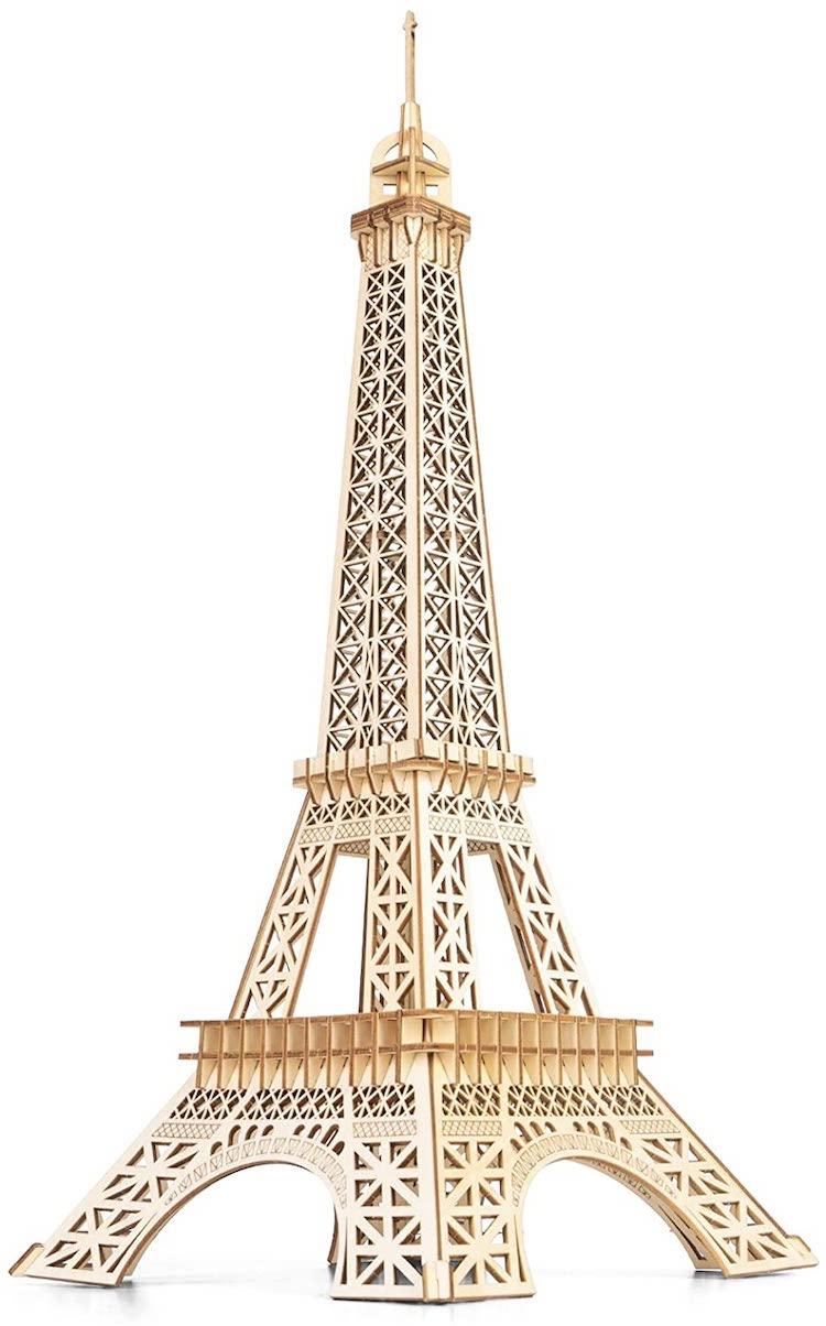 Eiffel Tower Architecture Model Kit