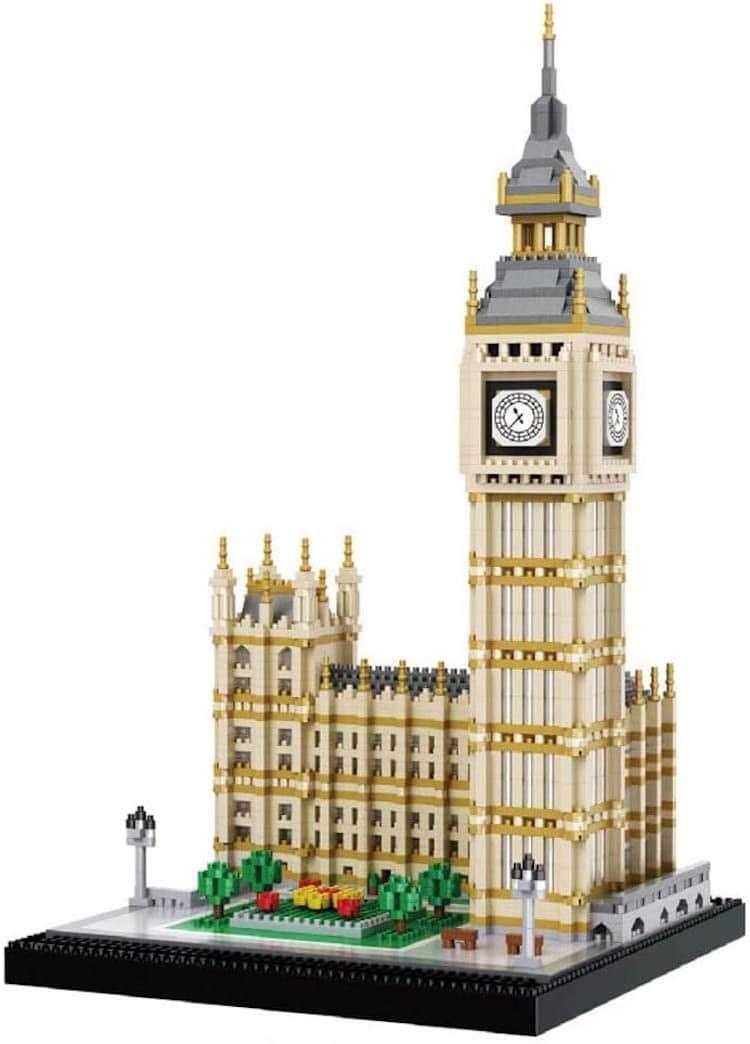 Big Ben Micro Building Set