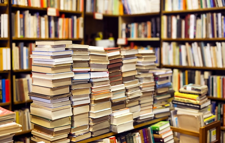 Best Used and New Independent Local Bookstores in the USA