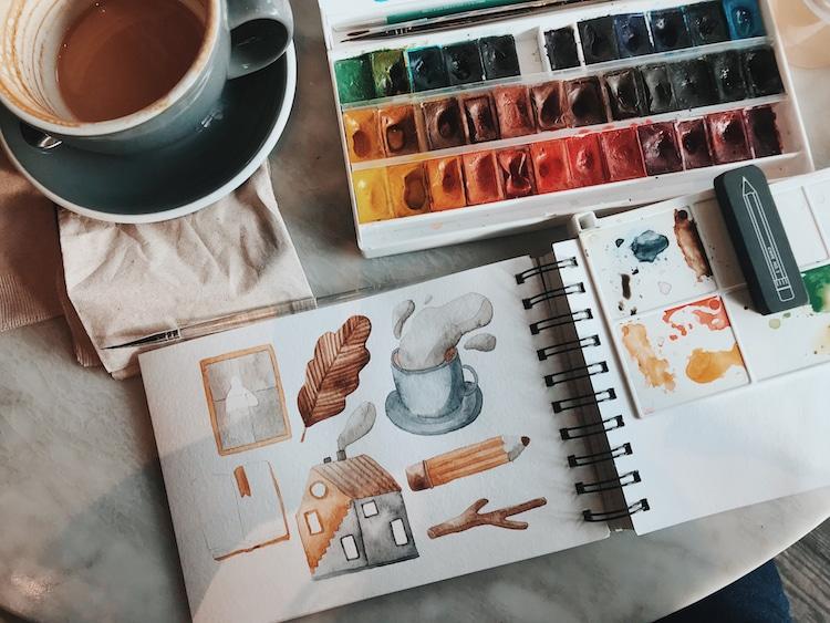 Best Watercolor Sketchbooks