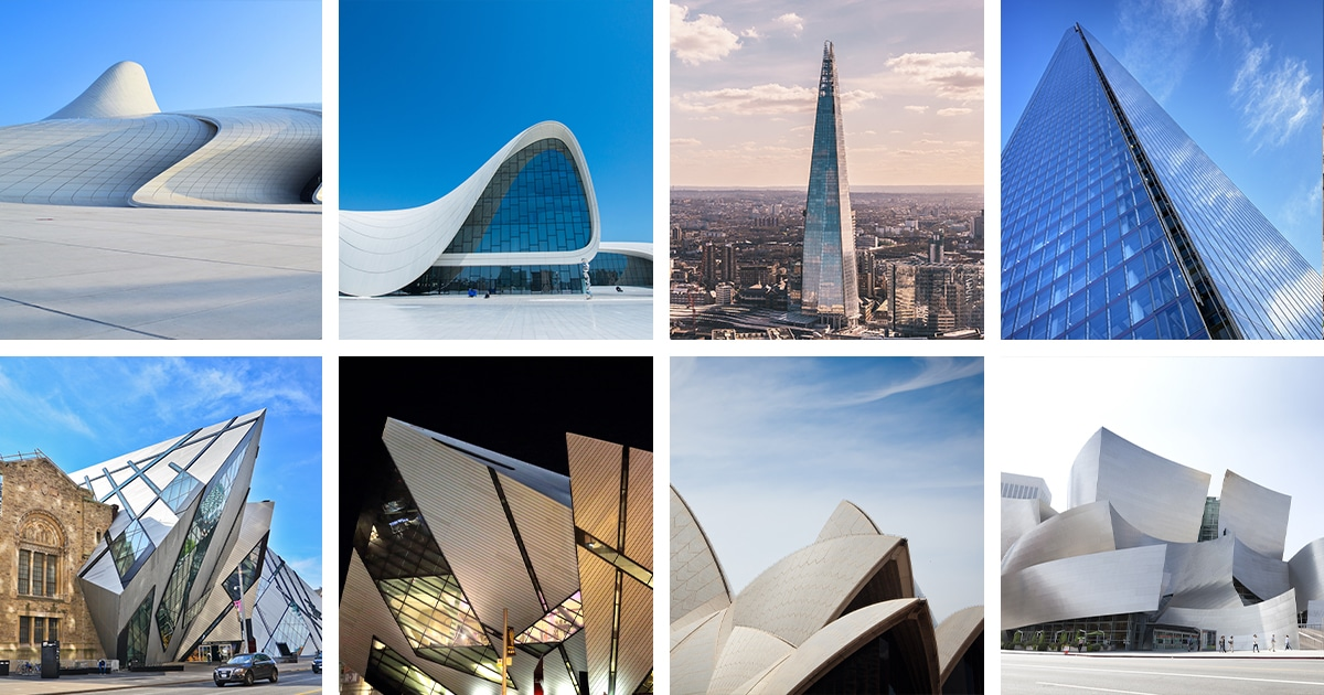 5 Futuristic Buildings That Showcase the Aesthetics of Contemporary Architecture