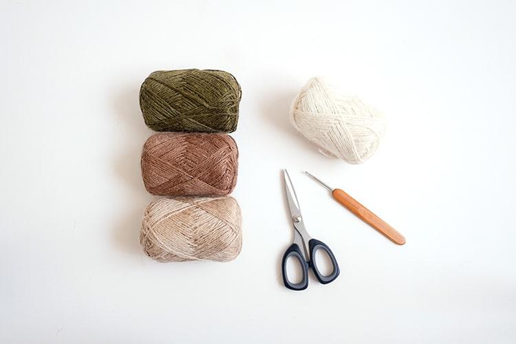 Crochet Market Tote Bag DIY