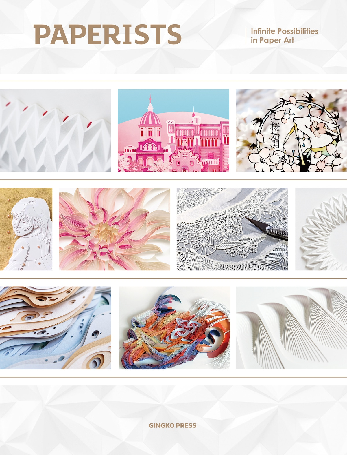 Images From Paper Art Book Called Paperists