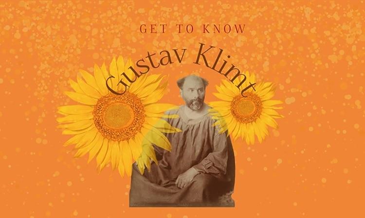 Gustav Klimt: Get to Know This Revolutionary Painter [Infographic]