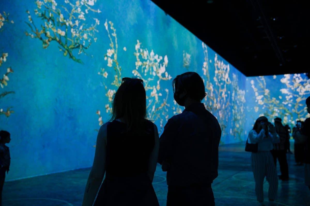 Immersive Van Gogh Exhibition is Coming to New York in June 2021