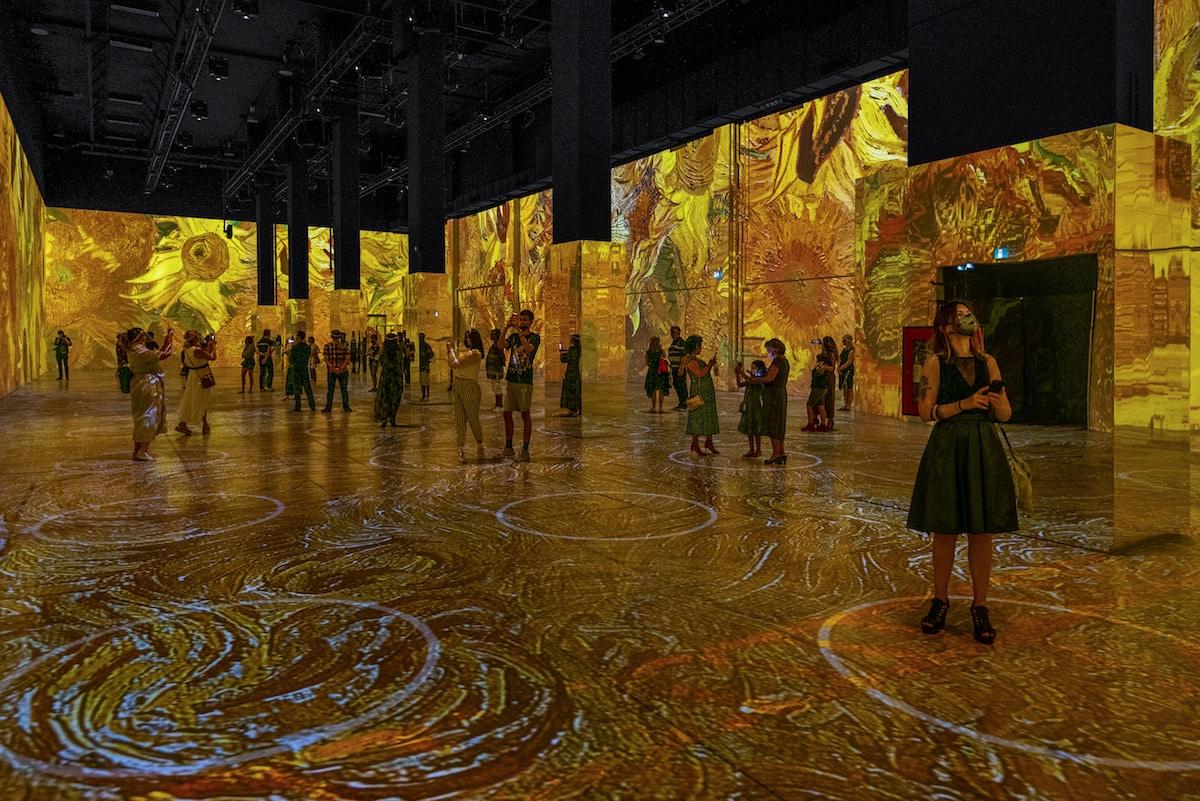 Immersive Van Gogh Exhibition Toronto