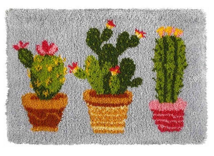 Cactus Latch Hook Kit