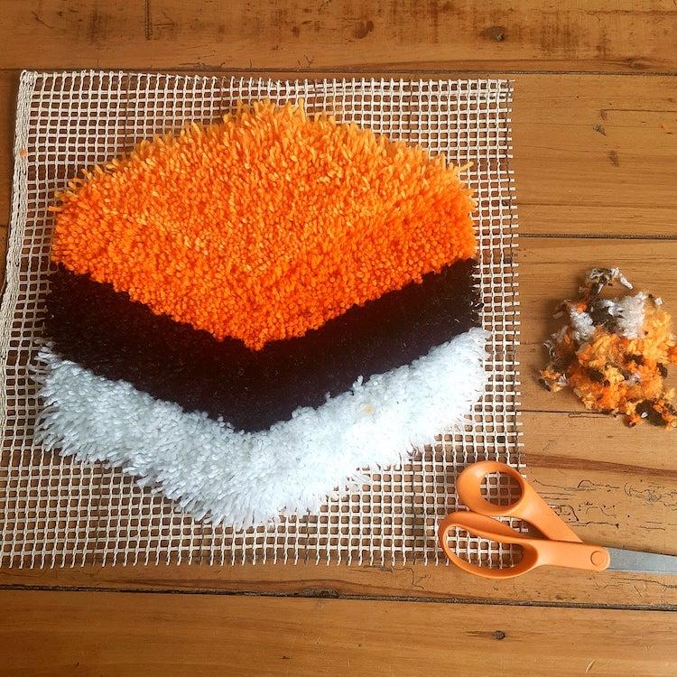 Sushi Latch Hook Kit