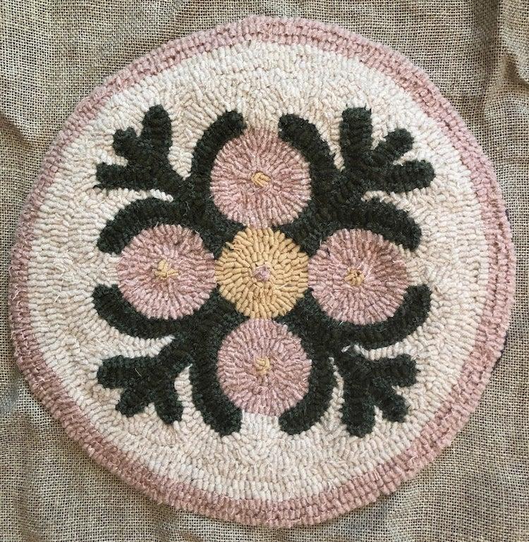Floral Inspired Rug Hook Kit