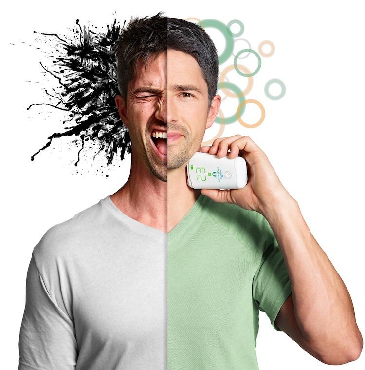Cluster Headache Treatment by gammaCore Sapphire