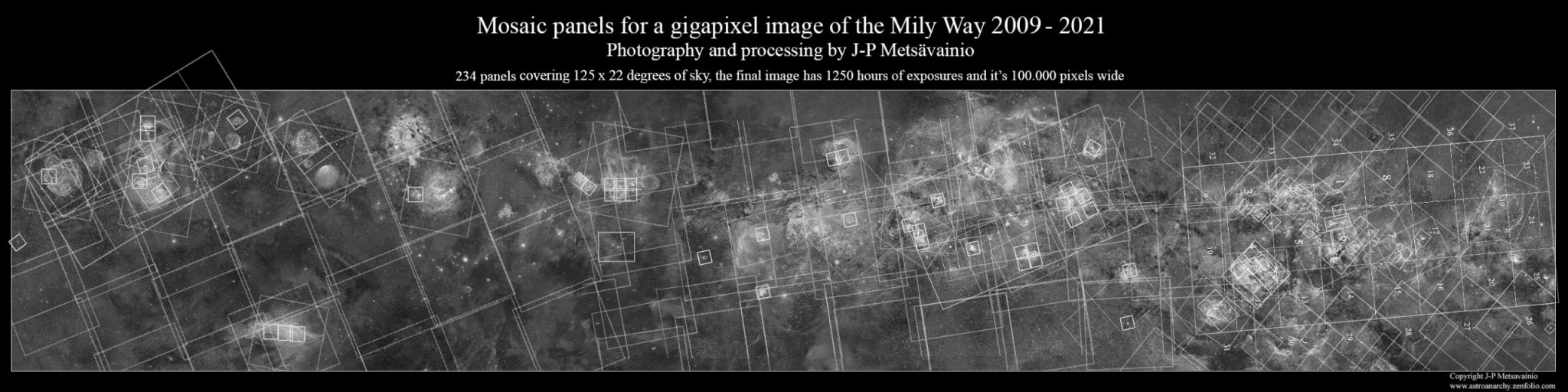 J-P Metsavainio Astrophotographer Milky Way
