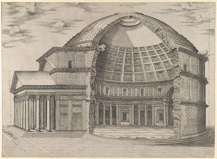 Pantheon Classical Design