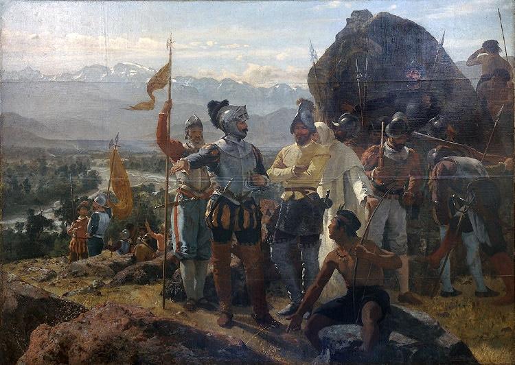 pintores chilenos pedro lira