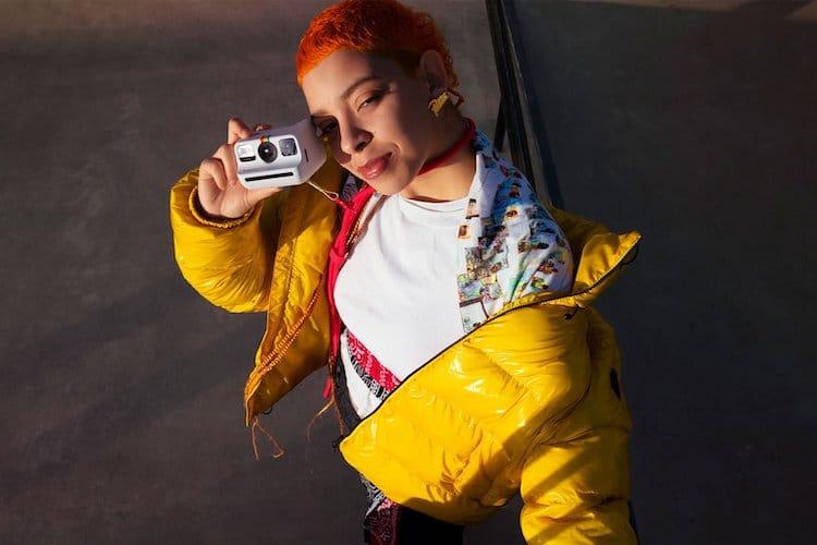 Polaroid Go, la diminuta cámara instantánea de Polaroid
